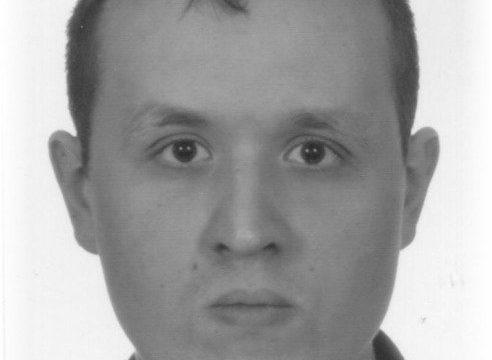 Zaginął Adam Żyła fot. śląska policja cieszyn