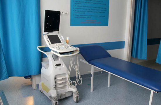 Nowoczesny aparat USG w Szpitalu Śląskim