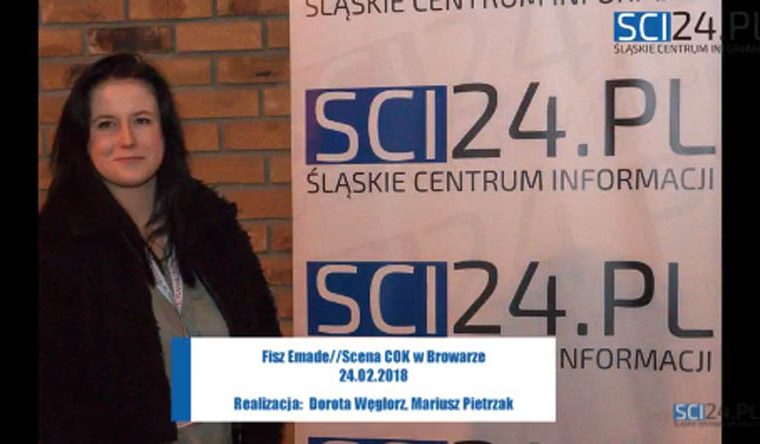 Fisz Emade wywiad COK w Browarze Cieszyńskim