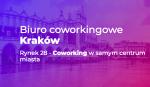 Coworking Rynek 28 – Biurko do wynajęcia w przestrzeni coworkingowej