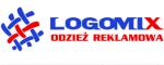 Logomix Odzież z nadrukiem logo dla firm