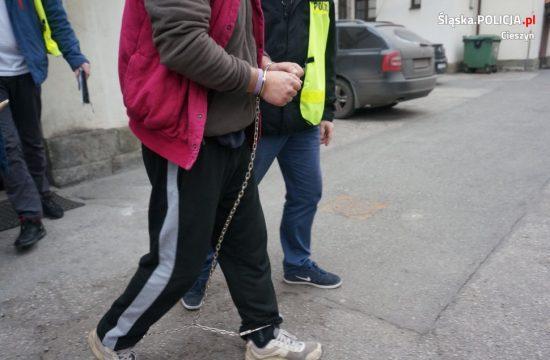 areszt za włamanie do bankomatu 3