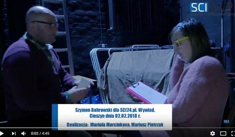 Szymon Bobrowski dla SCI24.pl